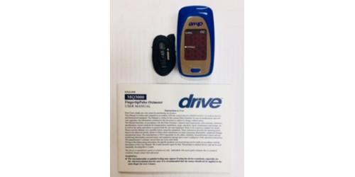 Saturomètre portatif au doigt de Drive Medical