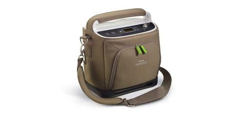 Concentrateur d'oxygène portatif SimplyGo de Respironics