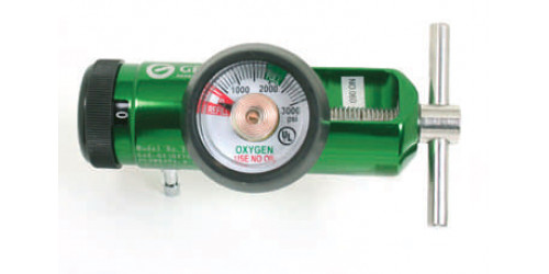Régulateur d'oxygène Mini 0-8 LPM de Genstar Tech
