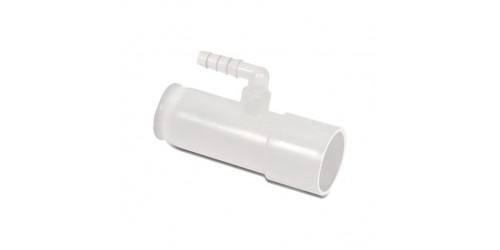 Connecteur d'oxygène 22mm pour circuit CPAP/BiPAP