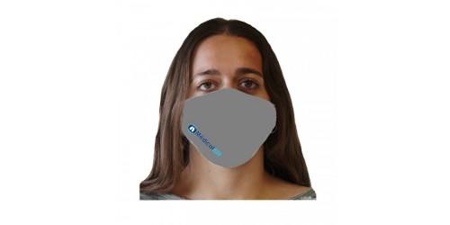Masque de protection en tissu lavable et réutilisable