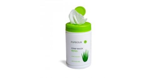 Lingette nettoyante Purdoux pour masque de CPAP